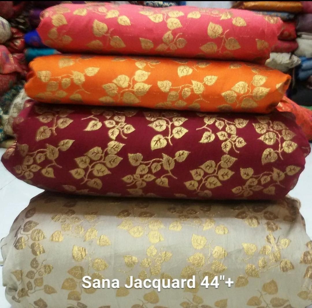 Sana Jacquard