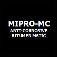 Anti-Corrosive Bitumen Mastic
