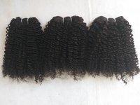 Brazilian Deep Curly Human Hair Weaves