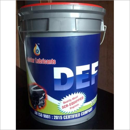 Automotive Diesel Exhaust Fluid Oil