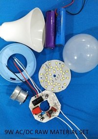 Inverter Bulb Raw Material Set