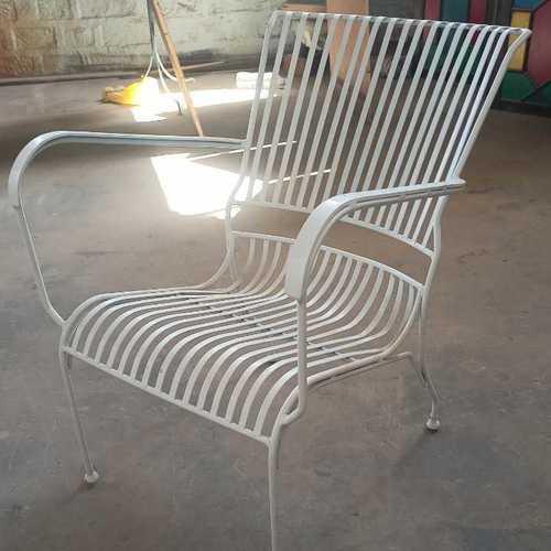 Iron rest chair