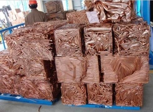 99.9% Super Quality Copper Wire And Millberry Copper Scrap