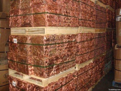 Copper Scrap / Copper Wire Scrap for Sale SGS