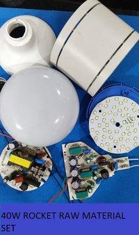 40W LED Bulb Raw Material
