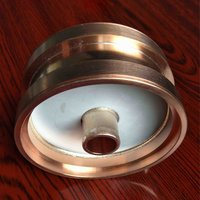 Alumina Ceramic Isolator by SGJ-International (Shaanxi Sgj International Co., Ltd.)