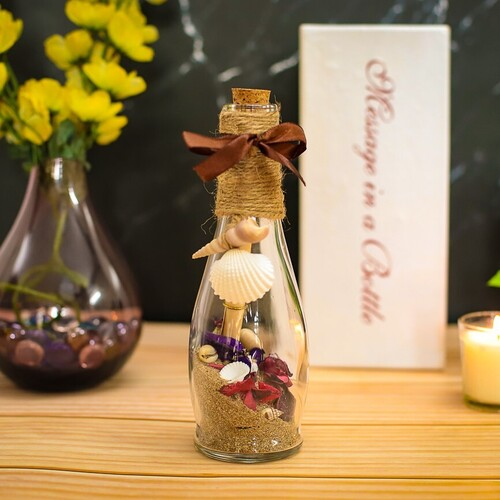 Message In a Bottle Personalized Gift
