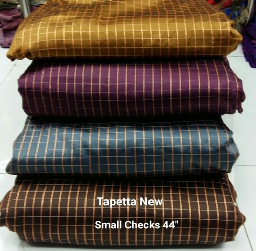 Taffeta New Small Checks