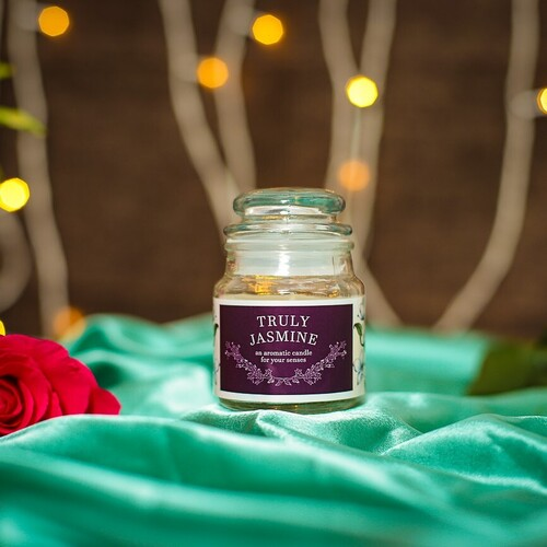 Jasmine Aroma Candle