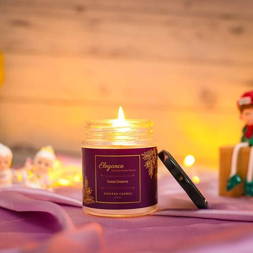 Elegance Jar Candle