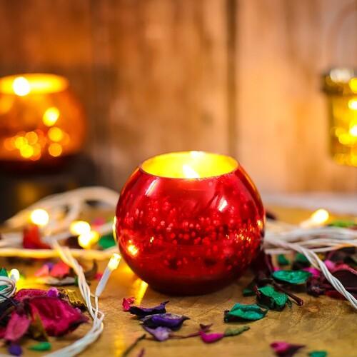 Round Jar Candle