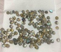 2.5mm Labradorite Round Cabochon Loose Gemstones