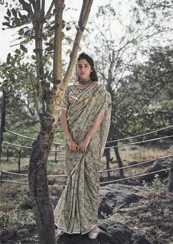 Ladies Casual Manipuri Silk Saree