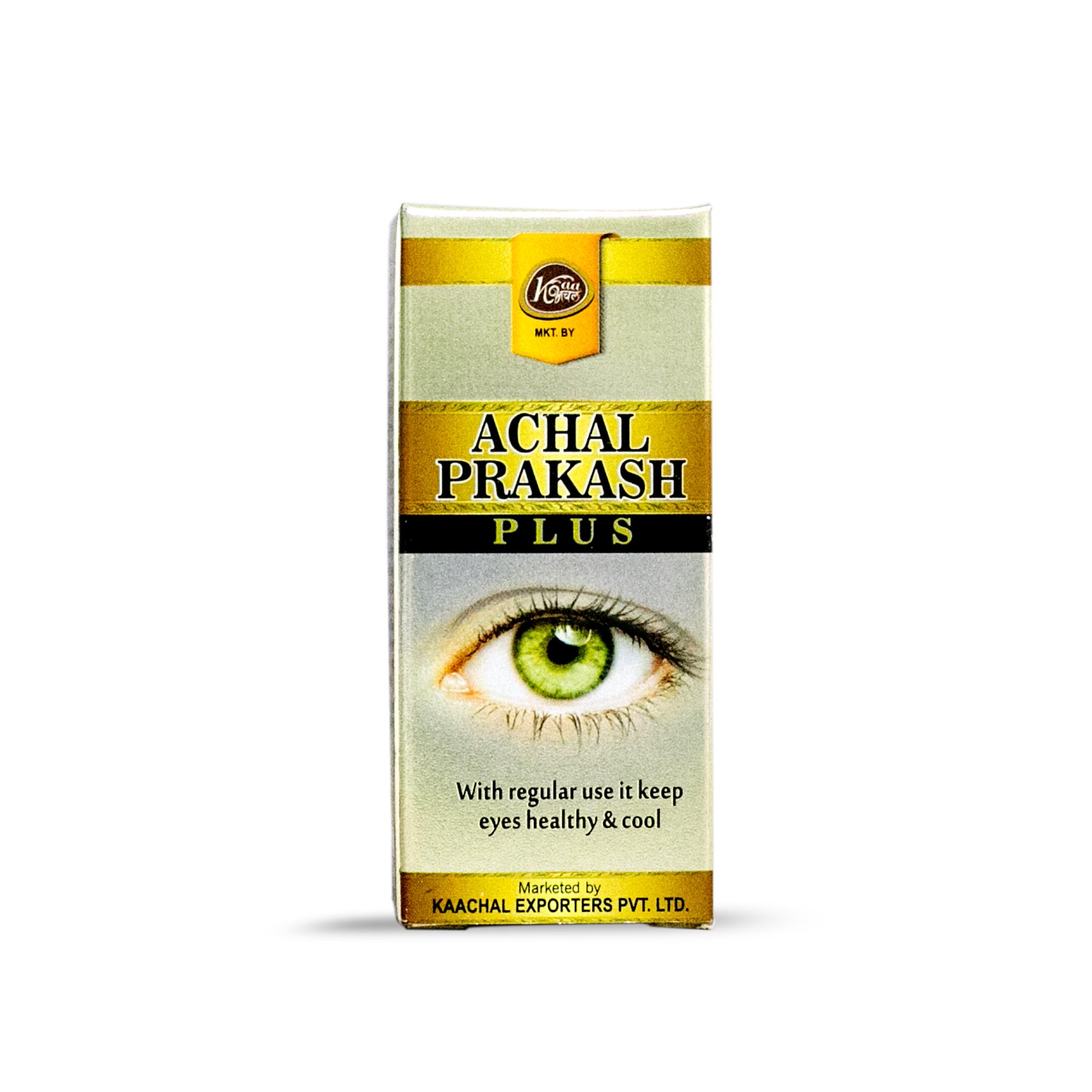 Achal Prakash Plus Eye Drops