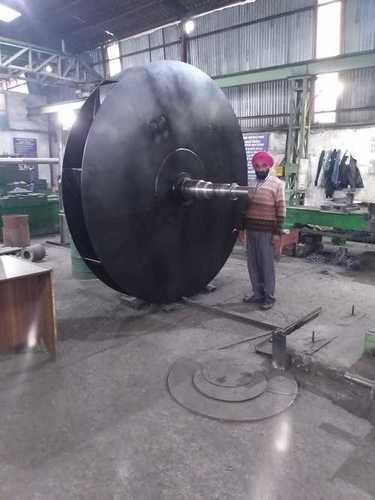 Cement Mill fan