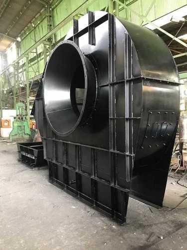 Dedusting Cooling Air Fan