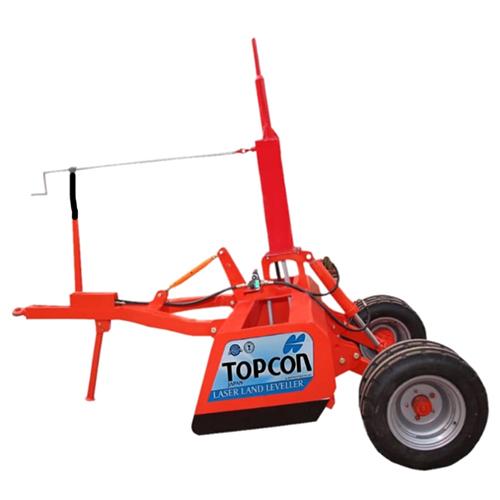 Topcon Laser Land Leveller Heavy Duty Double Tyre Regular