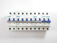 DC Circuit Breaker 1200V DC 1/2/3/4P mini circuit breaker 75% run breaking capacity