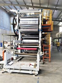 second hand photopaper cast coating machine