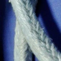 Ht Glass Fiber Square Braided Rope