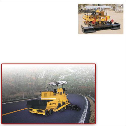 Asphalt Paver Finisher for Road Construction