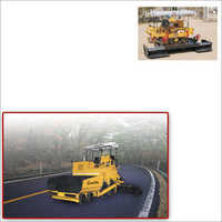 Asphalt Paver Finisher for Road Construction