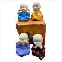 Four Feng Shui Statue
