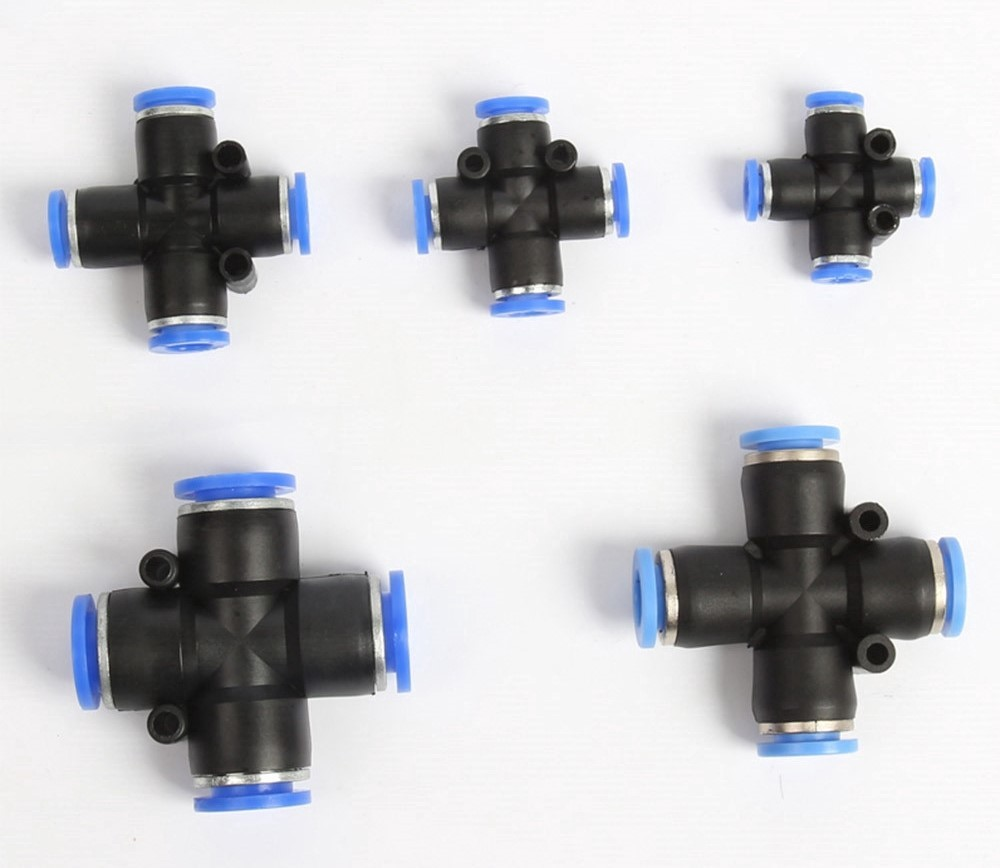 Equal Cross Connector
