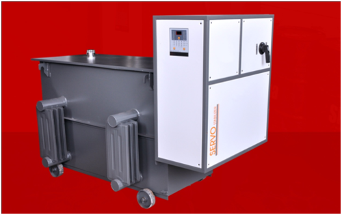 Wayanad 100 KVA Servo Stabilizer for Injection Moulding Machine