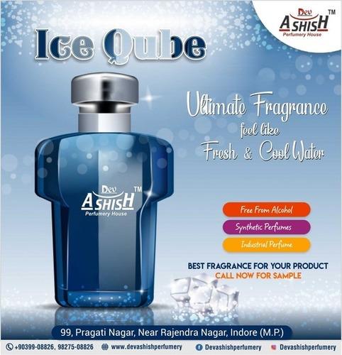 Ice Cube Perfume