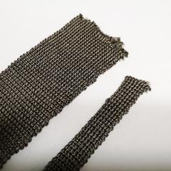 Stainless Steel Fiber Knitted Tape