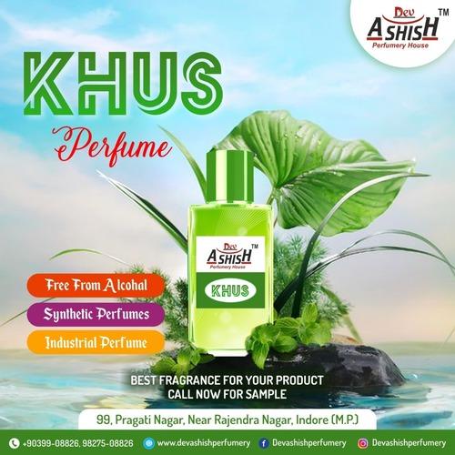 Khus Perfume