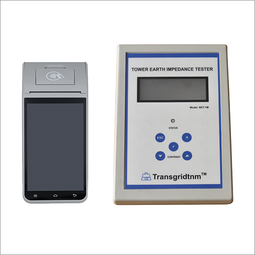 BET-1M Tower Earth Impedance Tester Monitor