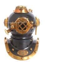 8 US Navy Antique Divers Helmet Mark V Nautical Small Diving Helmet Marine Decor Gift