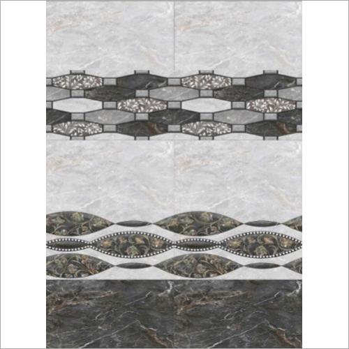 250 x 375 mm Ceramic Digital Glossy Wall Tiles