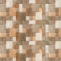 250 x 750 mm Glossy Elevation Wall Tiles