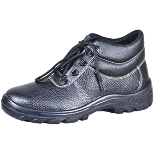 Black Safety Footwear