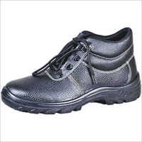 Black Safety Footwear