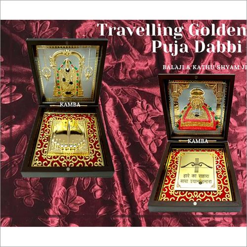 Balaji And Kathu Shyam Ji Puja Dabbi