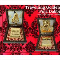 Laddu Gopal And Swami Samarth Puja Dabbi