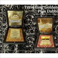 Golden Temple And Jain Temple Puja Dabbi
