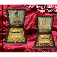 Sai Baba And Ganesh Puja Dabbi