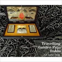 Sai Baba  Puja Dabbi