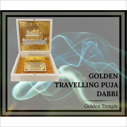Golden Temple Puja Dabbi