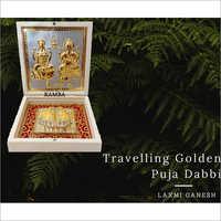 Laxmi Ganesh Travelling Puja Dabbi