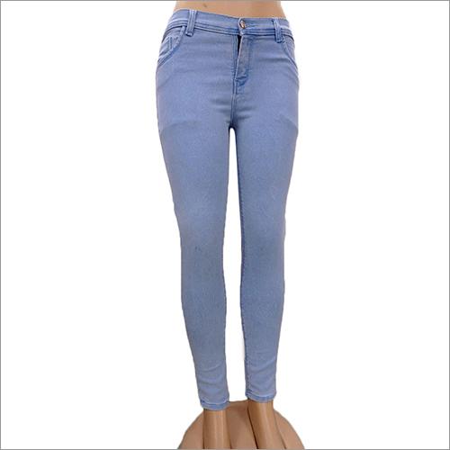 Ladies Regular Fit Jeans