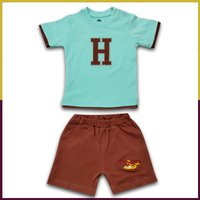 Sumix SKW 2034 Baby Boys T-shirt with Shorts