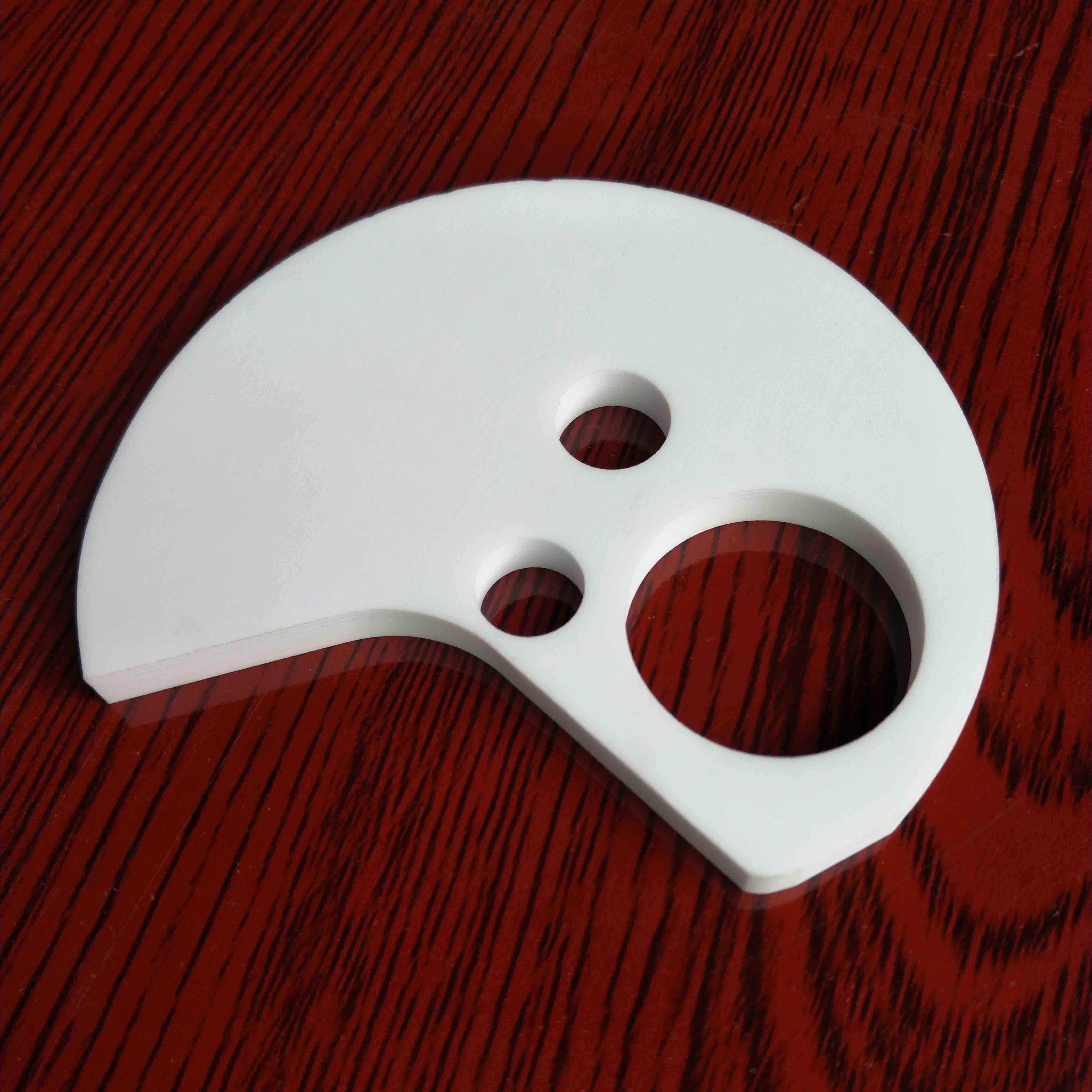 Industrial Electrical Alumina Ceramic Parts by SGJ-International (Shaanxi Sgj International Co., Ltd.)