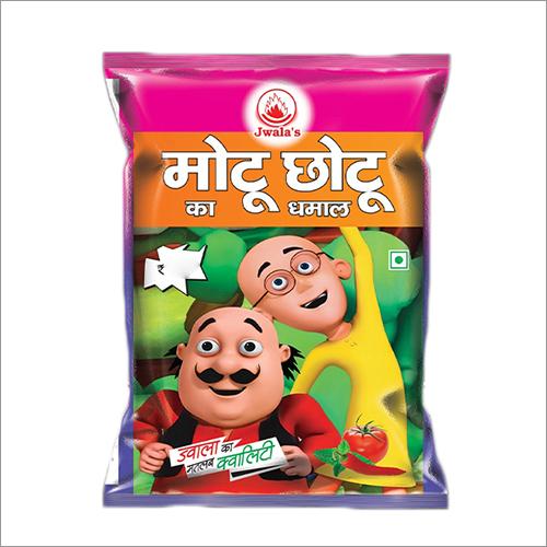 Motu Chotu Crunchy Puff Snacks (Non Air)