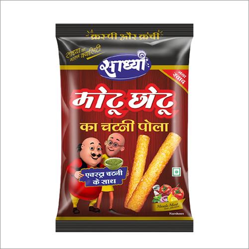 Motu Chhotu Pola Tasty Snacks